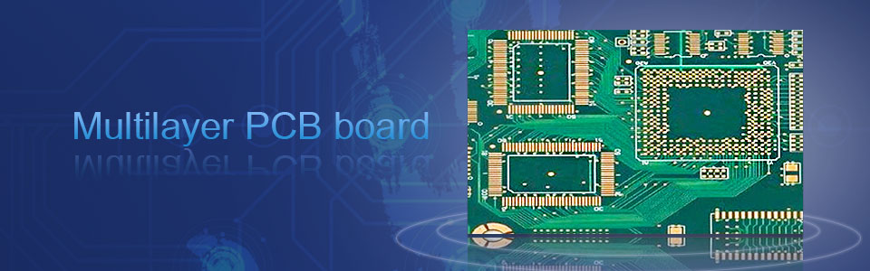 Multilayer immersion gold bluetooth module PCB-Characteristic PCB