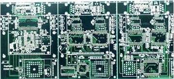 Chinese double sided Tin/Lead HASL PCB