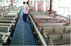 immersion copper production line